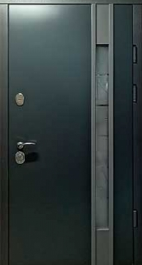 Двери Redfort Авеню Антрацит, серия Эталон