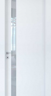 Межкомнатные двери Braga, модель VS 10 Azimut Bianco