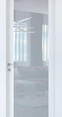Межкомнатные двери Braga, модель VS 35 Azimut Bianco