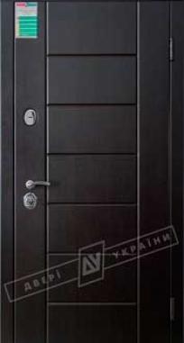 Дверь входная Двери Украины БС 3 Ника М, KALE