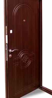 Входные двери Abwehr Dolce Vita