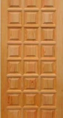 Межкомнатные двери Шоколадка-2 глухие