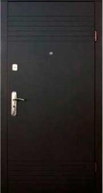 Входная дверь FORT Эконом Дуэт квартира