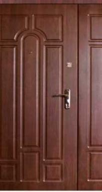 Входная дверь FORT Эконом Классик полуторная