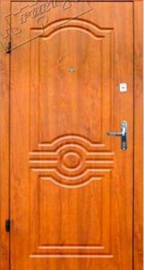 Входная дверь FORT Эконом Лондон