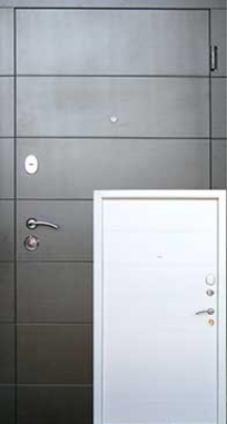 Двери Redfort Элегант 2 цвета, серия Стандарт+