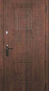 Дверь входная Модель 103 Стандарт F Каскад