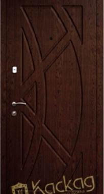 Дверь входная 108 Стандарт F Каскад
