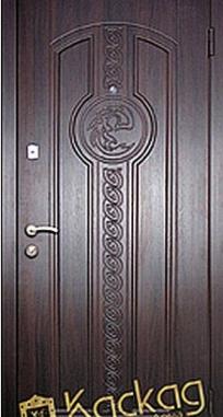 Дверь входная 112 Стандарт F Каскад