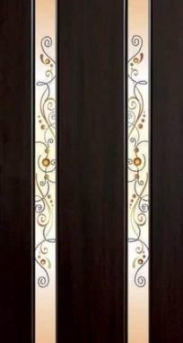 Межкомнатные двери с фотопечатью Вероника ФП