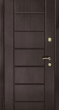 Дверь входная КАНЗАС ПРЕМИУМ 100 Каскад
