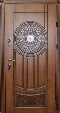 Входная дверь Элит П 46 патина