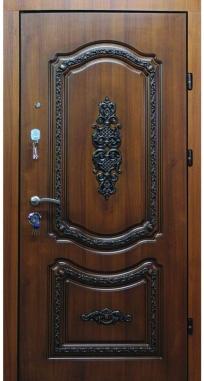 Входная дверь Элит П 1 патина