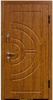 Дверь входная Модель 102 Стандарт F Каскад