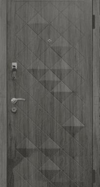 Дверь входная Сахара ЭЛИТ 100 Каскад
