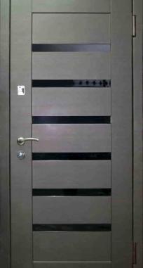 Дверь входная Веста ЭЛИТ 100 Каскад