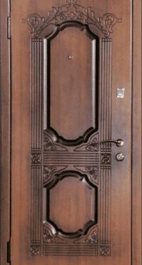 Входная дверь Элит П 020 патина