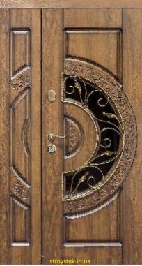 Входная дверь Steelguard Optima Big Glass (стеклопакет), VELA