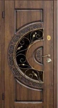 Входная дверь Steelguard Optima Glass, RESISTE
