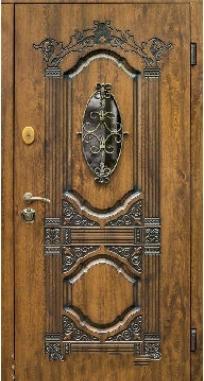 Входная дверь Steelguard Sangria Glass (157)