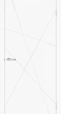 Межкомнатные двери Геометрия 01 Cortex