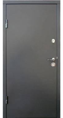 Входная дверь FORT Металл/МДФ Горизонталь
