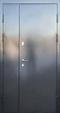 Входная дверь FORT Металл/МДФ Горизонталь полуторная
