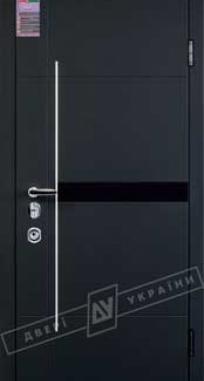 Дверь входная Двери Украины ИНТЕР Элис