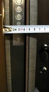 Двери Redfort Калифорния, серия Оптима+
