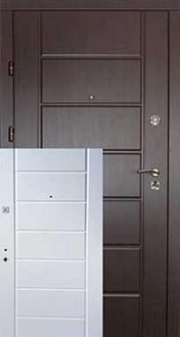 Двери Redfort Канзас 2 цвета, серия Премиум
