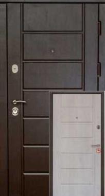 Двери Very Dveri Канзас 2 цвета, VIP+