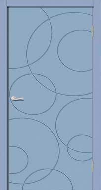 Модель LT-06 серия Light, Стильные Двери