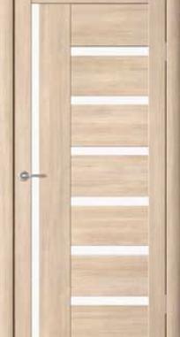 Двери ALBERO Мегаполис Bianca-Madrid PVC