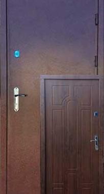 Двери Redfort Металл-МДФ, серия Эконом
