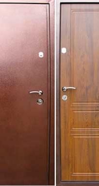 Двери Redfort Металл-МДФ, серия Премиум