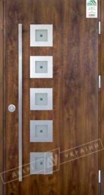 Двери Украины Модель №2-73 ручка скоба