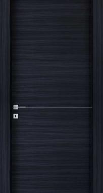 Изображение двери в цвете polisander blu