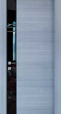 Межкомнатные двери Braga, модель VS 04 Palissandro Grigio