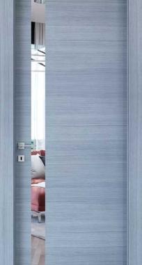 Межкомнатные двери Braga, модель VS 10 Palissandro Grigio