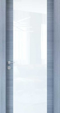 Межкомнатные двери Braga, модель VS 35 Palissandro Grigio