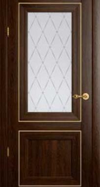 Межкомнатные двери ALBERO Галерея Прадо стекло Гранд