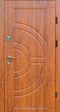 Входная дверь FORT Трио Греция улица