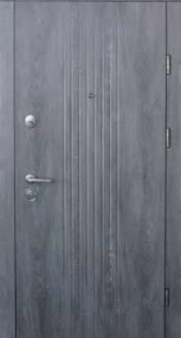 Входная дверь FORT Трио Лайн