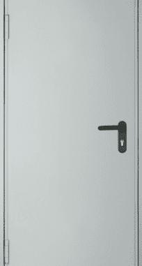 """Противопожарные двери однопольные EI 30 серии """"Рубеж 2""""- 2050 х 860/960 мм."""