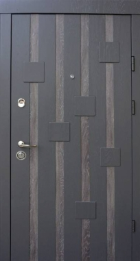 Входные двери Qdoors Ультра Рондо 2 цвета
