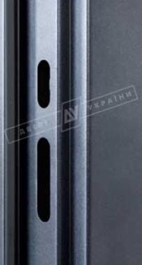Дверь входная Двери Украины Салют Металл / Металл, RICCARDI
