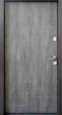 Входная дверь FORT Престиж Симметрия улица