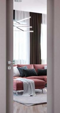 Межкомнатные двери Braga, модель VS 35 Tortora