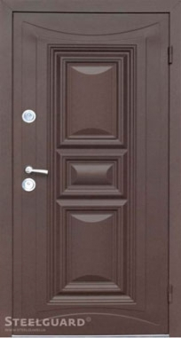 Входная дверь Steelguard Termoskin Light, NORD+