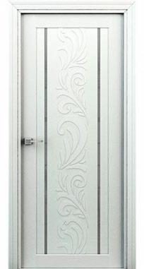 Межкомнатные Интерьерные Двери Весна, белый